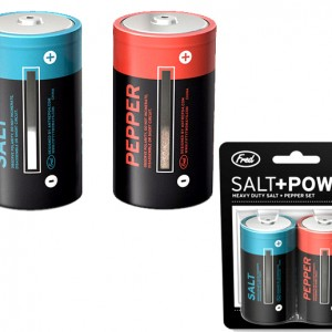 salt and pepper battery shakers