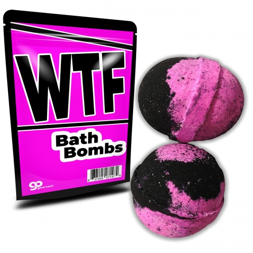 WTF Bath Bombs