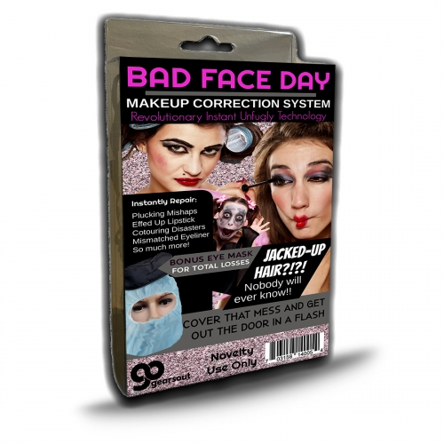 Bad Face Day Mask