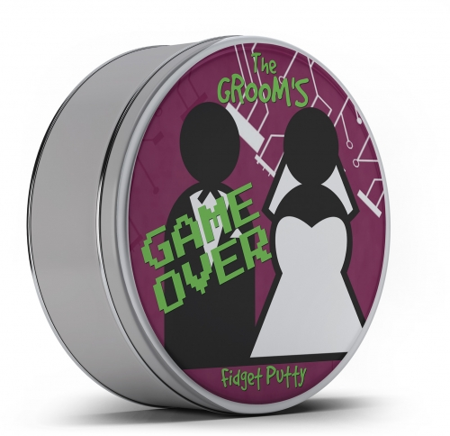 The Groom's Game Over Fidget Putty