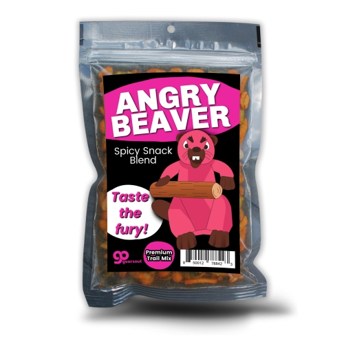 Angry Beaver Spicy Trail Mix