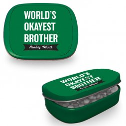 World's Okayest Brother Mints
