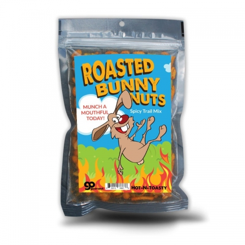 Roasted Bunny Nuts Spicy Trail Mix
