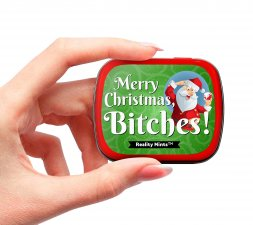 Merry Christmas, Bitches Mints