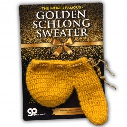 The Golden Schlong Sweater