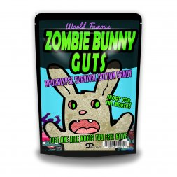 Zombie Bunny Guts Cotton Candy