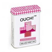 Ouch! Sweetheart Band Aids