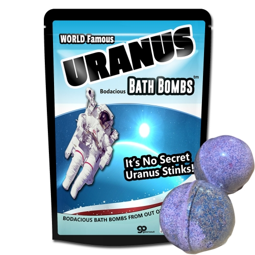 Uranus Bath Bombs