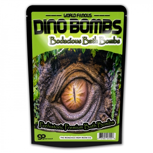 Dino Bombs Bath Bombs