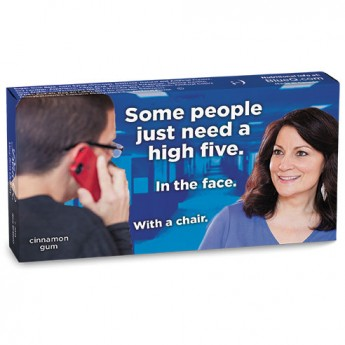Some People Just Need A High Five Gum