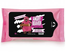 Angry Beaver Wipes