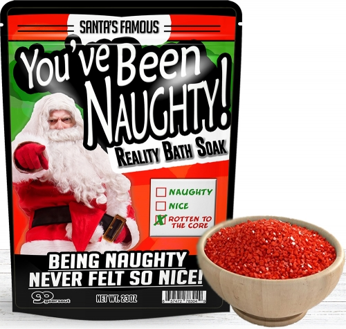 You've Been Naughty Bath Soak