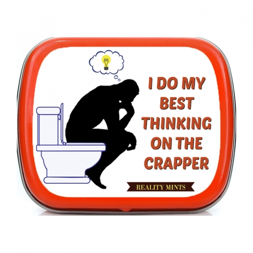 Best Thinking on the Crapper Mints