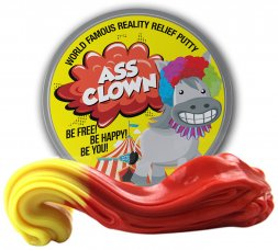 Ass Clown Reality Relief Putty