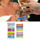 Wine Lines Drink Tags