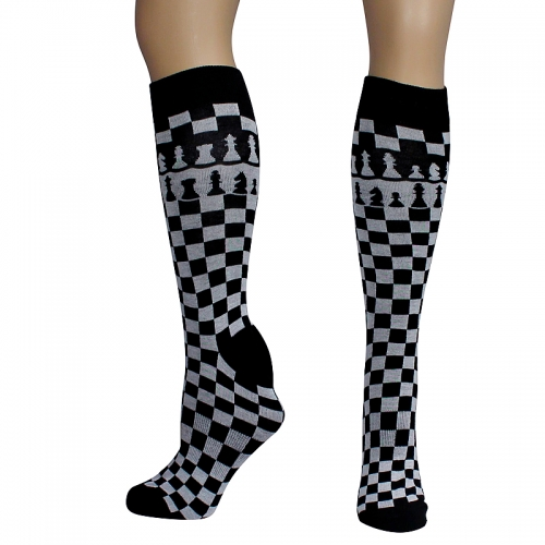 Chess Mate Socks