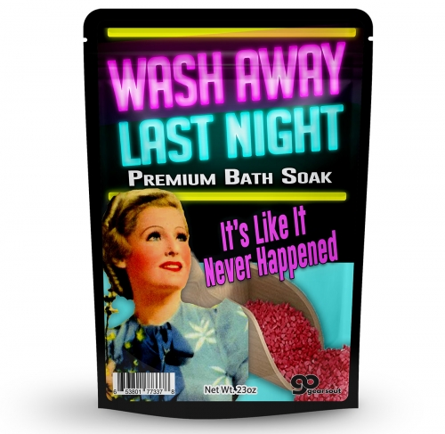 Wash Away Last Night Bath Soak