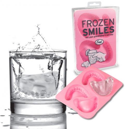 Frozen Smiles Ice Mold