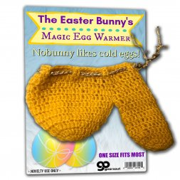 The Easter Bunny's Magic Egg Warmer