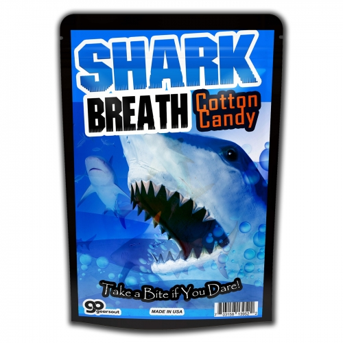 Shark Breath Cotton Candy