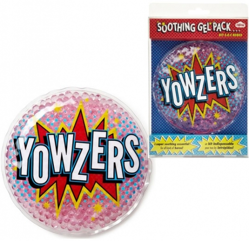 Yowzers: Bruise Soother Ice Pack
