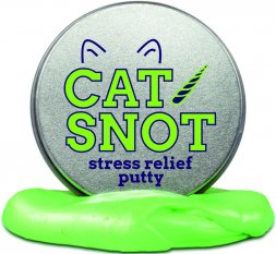 Cat Snot Stress Relief Putty