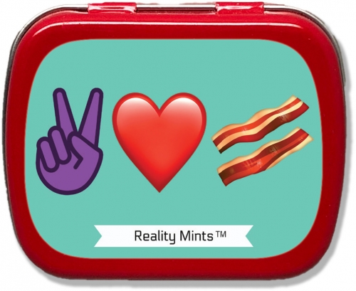 Peace, Love, and Bacon Mints