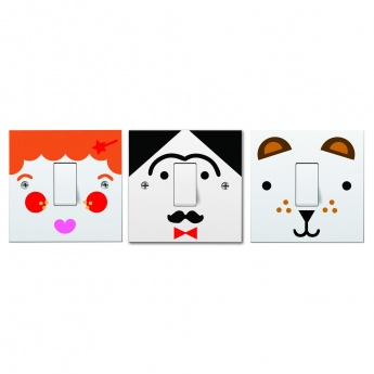 Mood Light Switch Stickers