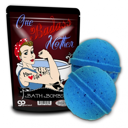 One Badass Mother Bath Bombs