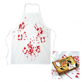 Butchered Bloody Apron