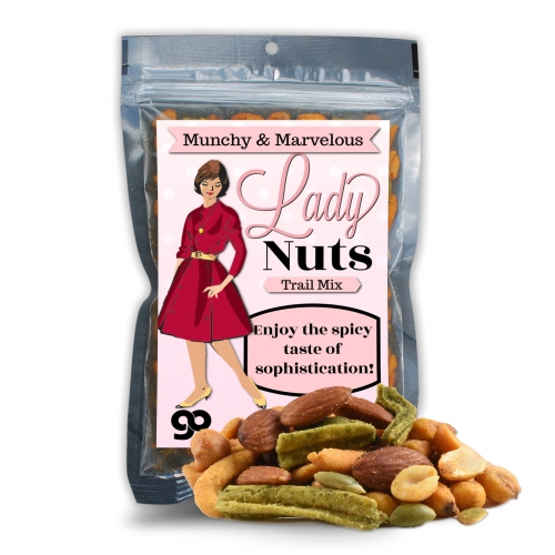 Lady Nuts Spicy Trail Mix