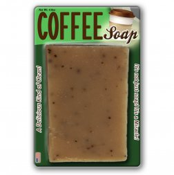 Coffee Soap Bath Bar