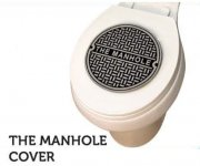The Manhole Toilet Cover