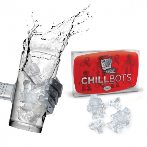 Chillbots Ice Molds