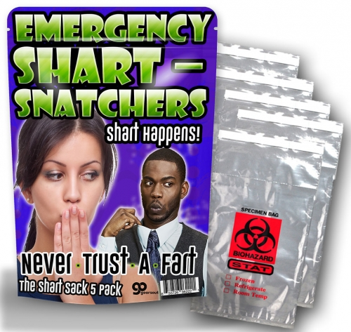 Emergency Shart Snatchers
