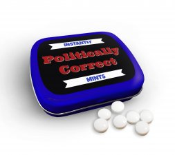 Instantly Politically Correct Mints