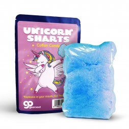 Unicorn Sharts Cotton Candy