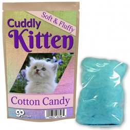 Cuddly Kitten Cotton Candy