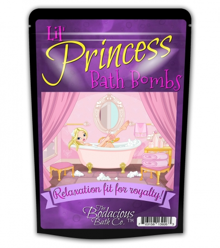 Lil' Princess Bath Bombs