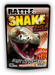 Rattlesnake Bath Bombs