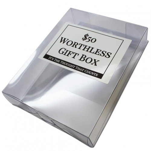 The $50 Worthless Gift Box