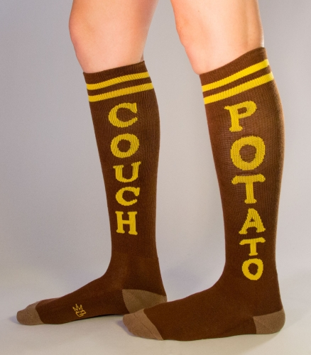 Couch Potato Socks