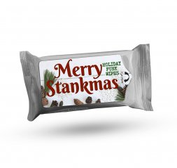 Merry Stankmas Holiday Funk Wipes