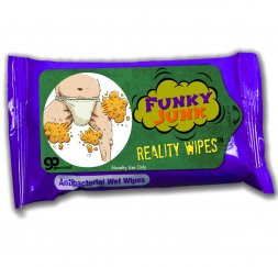 Funky Junk Reality Wipes