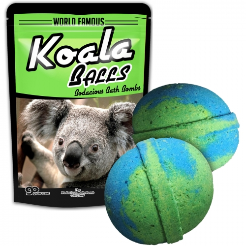 Koala Balls Bath Bombs
