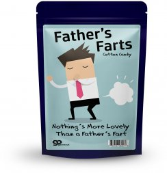 Father's Farts Cotton Candy