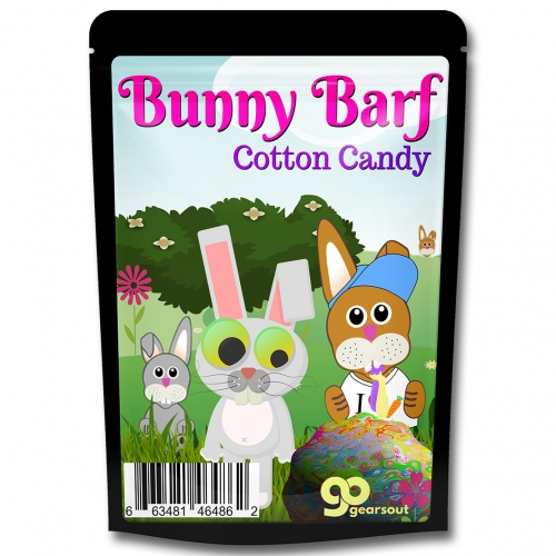 Bunny Barf Cotton Candy