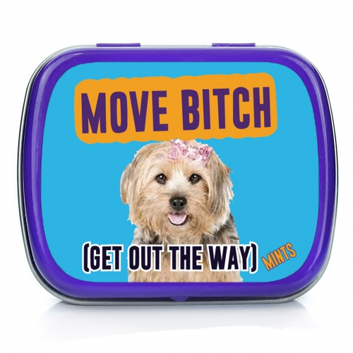 Move Bitch Get Out The Way Mints