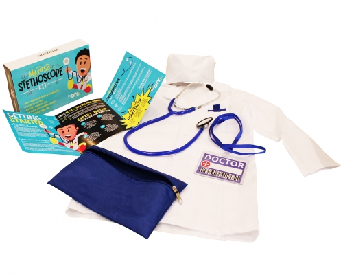 My First Stethoscope Doctor's Kit