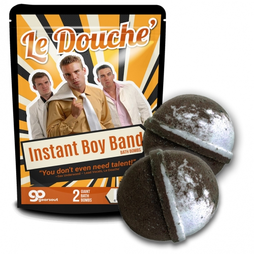 Instant Boy Band Bath Bombs